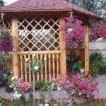 Садовые беседки: назначение, герметичность, форма, состав